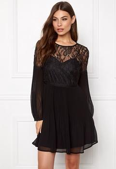 Make Way Admira Dress Black Bubbleroom.se