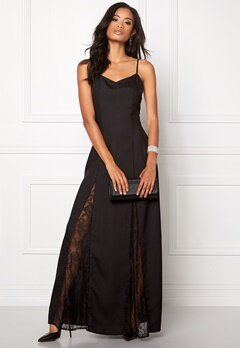Make Way Belle Maxi Dress Black Bubbleroom.se