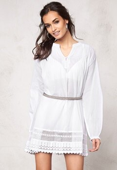 Make Way Cianna Tunic White Bubbleroom.se