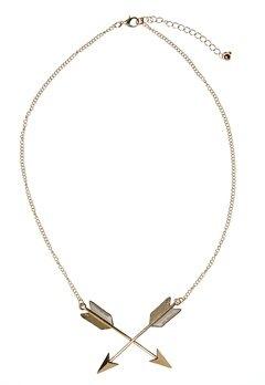 Make Way Diana Necklace Gold Bubbleroom.se
