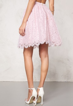 Make Way Elenorah Skirt Light pink Bubbleroom.se