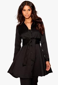 Make Way Erin Coat Black Bubbleroom.se