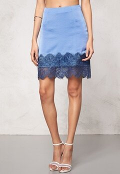 Make Way Filio Skirt Light blue Bubbleroom.se