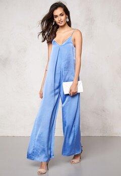 Make Way Fiona Jumpsuit Light blue Bubbleroom.se