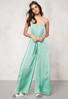 Make Way Fiona Jumpsuit Light green Bubbleroom.se