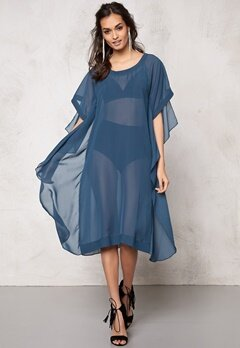 Make Way Florence Caftan Dark blue Bubbleroom.se