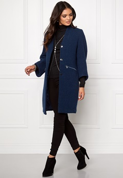 Make Way Giovanna Jacket Dark blue Bubbleroom.se