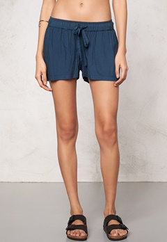 Make Way Keira Shorts Dark blue Bubbleroom.se