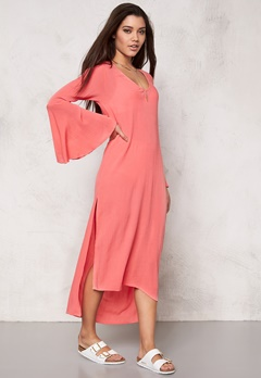 Make Way Kimber Dress Coral Bubbleroom.se