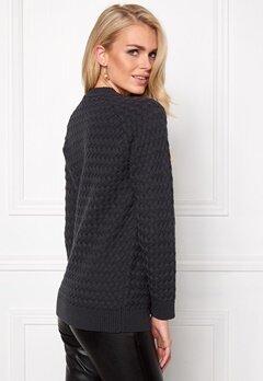 Make Way Lovis Sweater Dark grey Bubbleroom.se