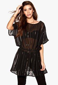 Make Way Luella Dress Black Bubbleroom.se
