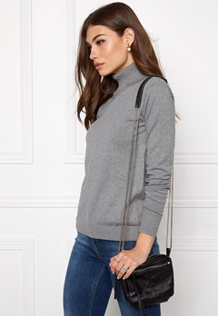 Make Way Marlowe Sweater Grey melange Bubbleroom.se