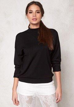 Make Way Maurizio Sweater Black Bubbleroom.se