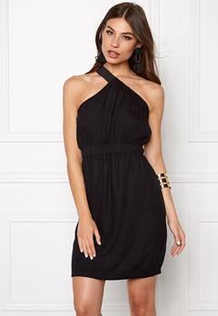 Make Way Melissa Dress Black Bubbleroom.se