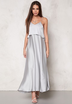 Make Way Milana Dress Silver grey Bubbleroom.se