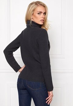Make Way Octavia Sweater Dark grey Bubbleroom.se