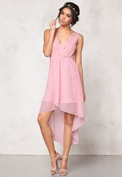 Model Behaviour Felicia Dress Light pink Bubbleroom.se