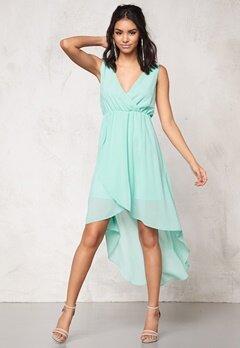 Model Behaviour Felicia Dress Mint green Bubbleroom.se