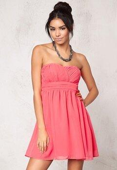 Model Behaviour Lita Dress Coral Bubbleroom.se