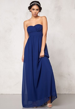 Model Behaviour Lita Maxi Dress Midnight blue Bubbleroom.se