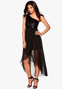 Model Behaviour Maria Maxi Dress Black Bubbleroom.se