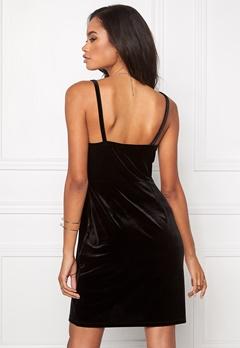 Model Behaviour Matilda Dress Black Bubbleroom.se