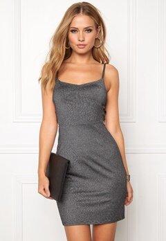 Model Behaviour Tina Dress BlackSilver Bubbleroom.se