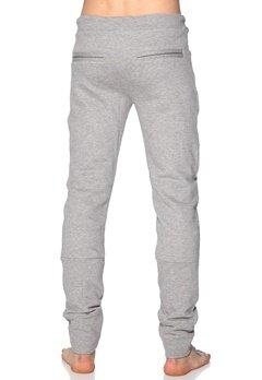 Mouli Beyer Sweat Pants Grey Melange Bubbleroom.se