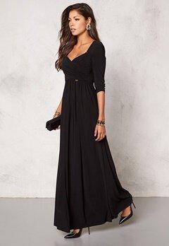Chiara Forthi Nela Maxi Dress Black Bubbleroom.se