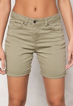 OBJECT Ally Canvas Shorts Dried Herb Bubbleroom.se