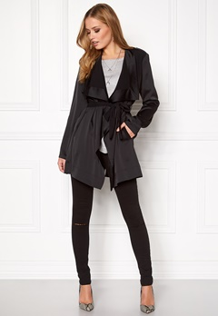 OBJECT Ann Lee Shady Jacket Black Bubbleroom.se