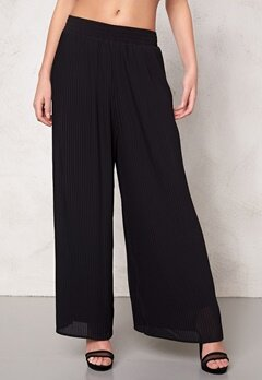 OBJECT Coastal Loose Pant Black Bubbleroom.se