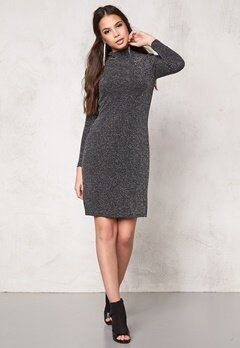 OBJECT Masja Dress Black Bubbleroom.se