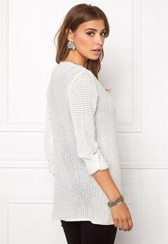 OBJECT My deanna L/S knit Gardenia Bubbleroom.se