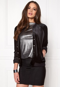OBJECT Piva bomber jacket Black Bubbleroom.se