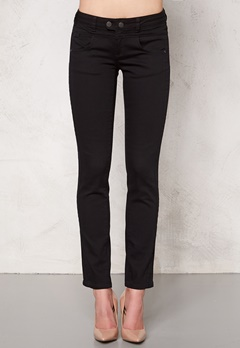 OBJECT UP-C Jeans OBB164 Black Bubbleroom.se
