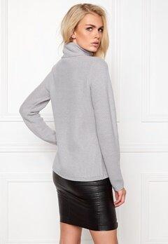 Make Way Octavia Sweater Light grey Bubbleroom.se