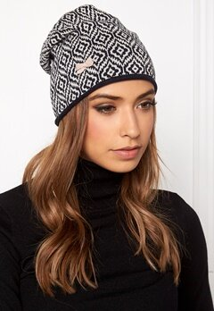 Odd Molly Girl power beanie Dark navy Bubbleroom.se