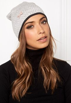 Odd Molly Girl power beanie Light grey melange Bubbleroom.se