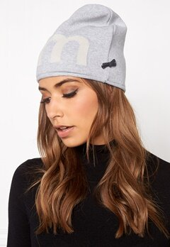 Odd Molly Making up beanie Light grey melange Bubbleroom.se