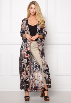 Odd Molly Power Flower Kaftan Multi Bubbleroom.se
