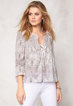 Odd Molly Remix Blouse Rose Bubbleroom.se