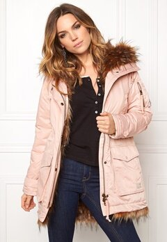 Odd Molly Storms Eye Parka Light Powder Bubbleroom.se