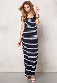 ONLY Abbie stripe sl long Night Sky Bubbleroom.se