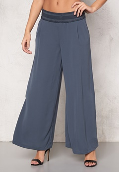 ONLY Alex Drapy Pant Ombre Blue Bubbleroom.se