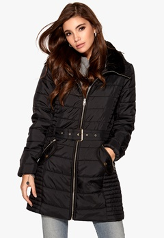 ONLY Balance Nylon Coat Black Bubbleroom.se