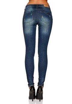 ONLY Coral Jeans Medium Blue Denim Bubbleroom.se