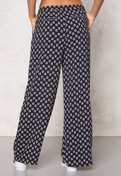 ONLY Cupid Wide Leg Pants Night Sky Bubbleroom.se