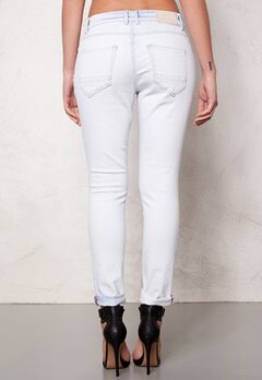 ONLY Lima boyfriend jeans White Bubbleroom.se