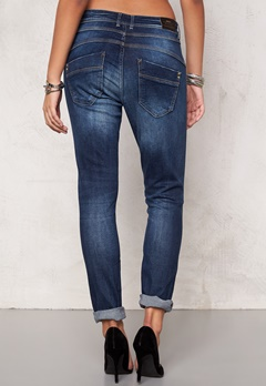 ONLY Lise Antifit Jeans Dark Blue Denim Bubbleroom.se